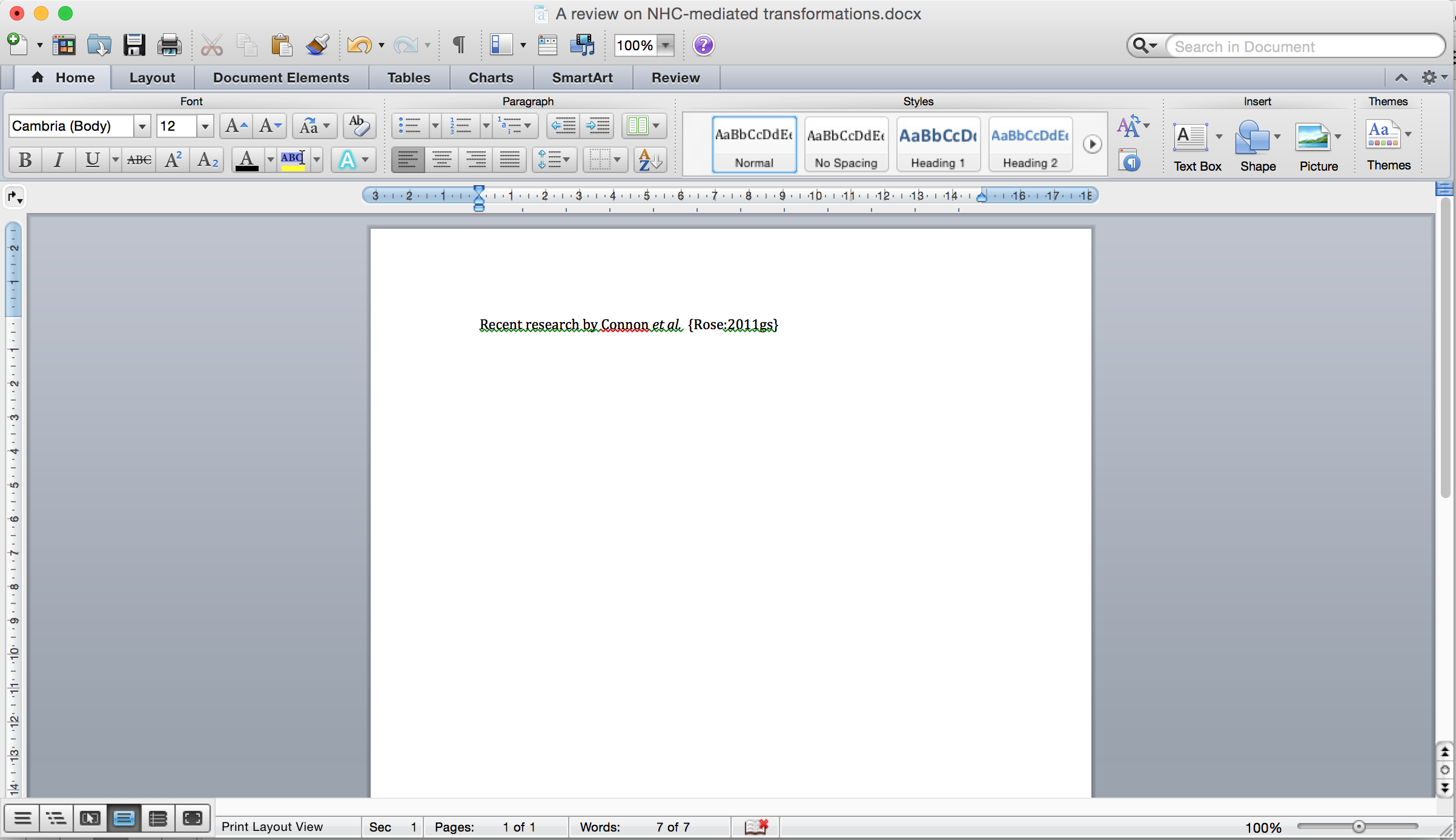 Why won't my essay stay in microsoft word format?